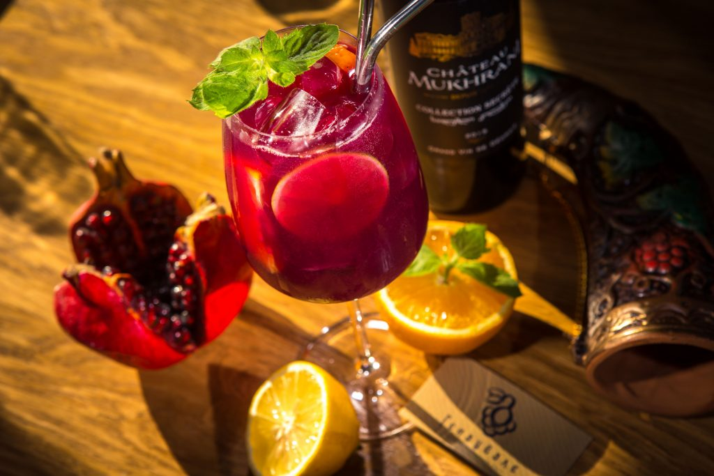 Georgian Sangria